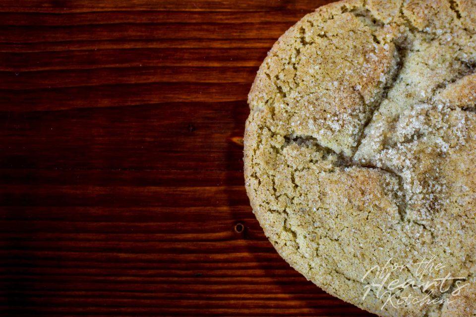 Vegane Snickerdoodle Soft Cookies – Der klassische amerikanische Zimt & Zucker Cookie