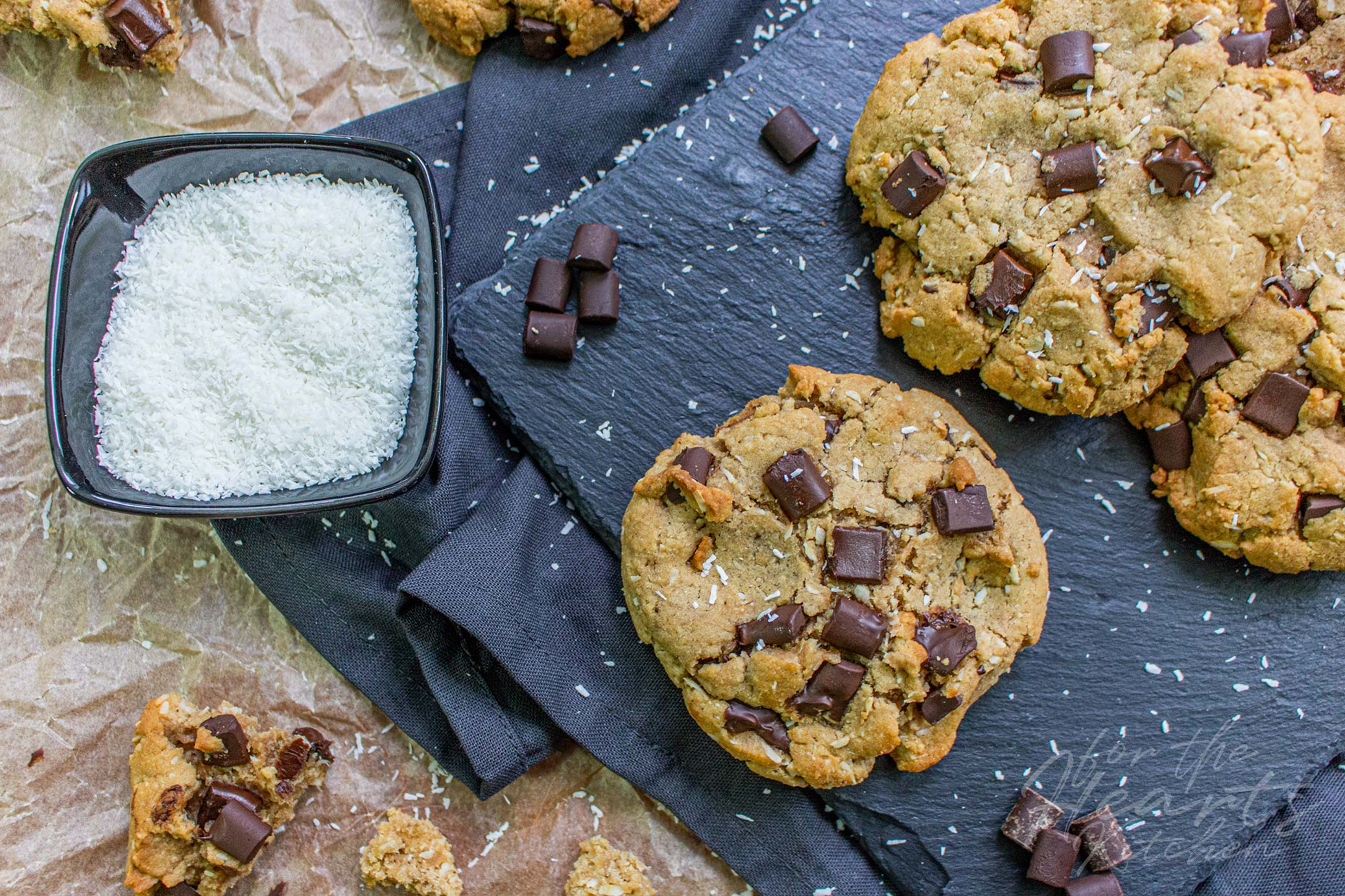 Cocolicous Bounty Chocolate Chunk Soft Cookies